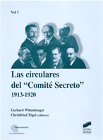"Sigmund Freud, The Circulars of the ""Secret Committee"""